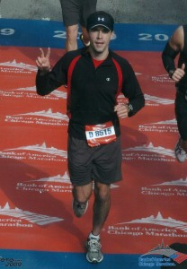 My first marathon, where so much was unknown