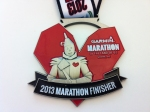 2013 Garmin Marathon in the Land of Oz (Olathe, KS)