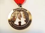 2013 Moab Trail Half Marathon Medal (Moab, UT)