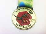 2013 Paleozoic Trail Run 25k (Willow Springs, IL)