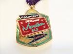 2014 Go! St. Louis Marathon Medal (St. Louis, MO)