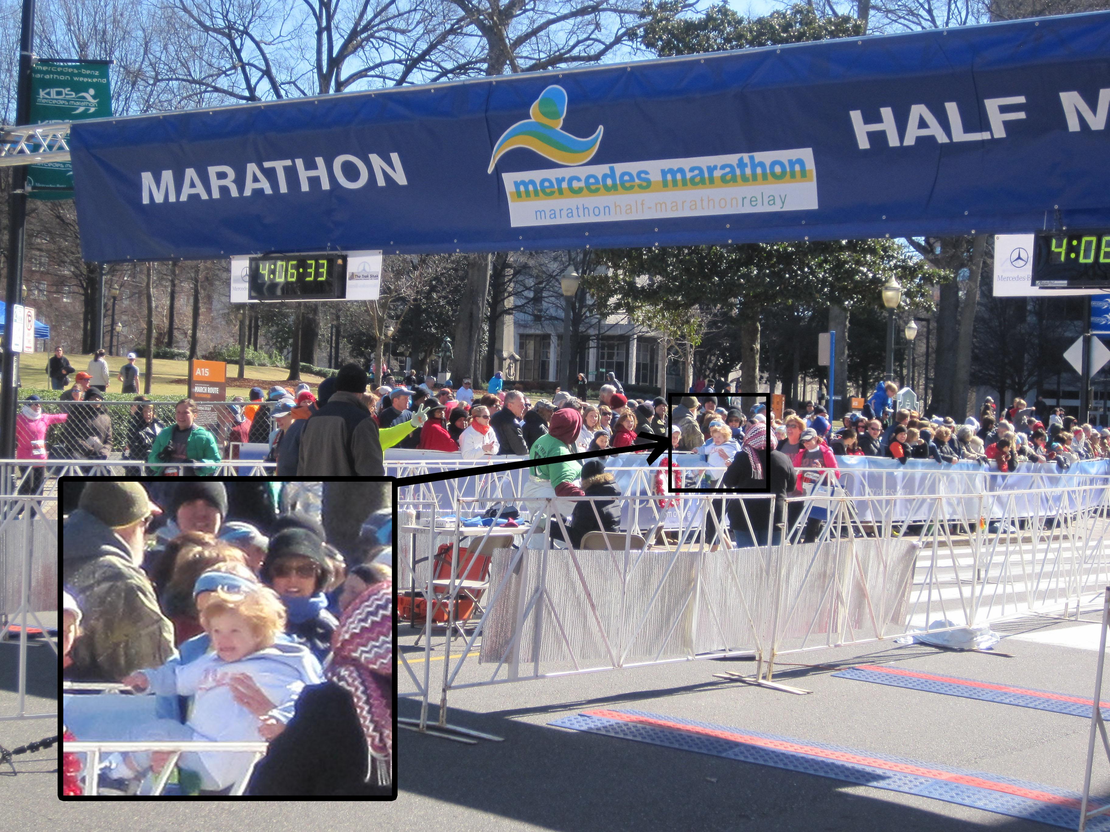 State 18 alabama 2012 mercedes benz half marathon dan for Mercedes benz half marathon