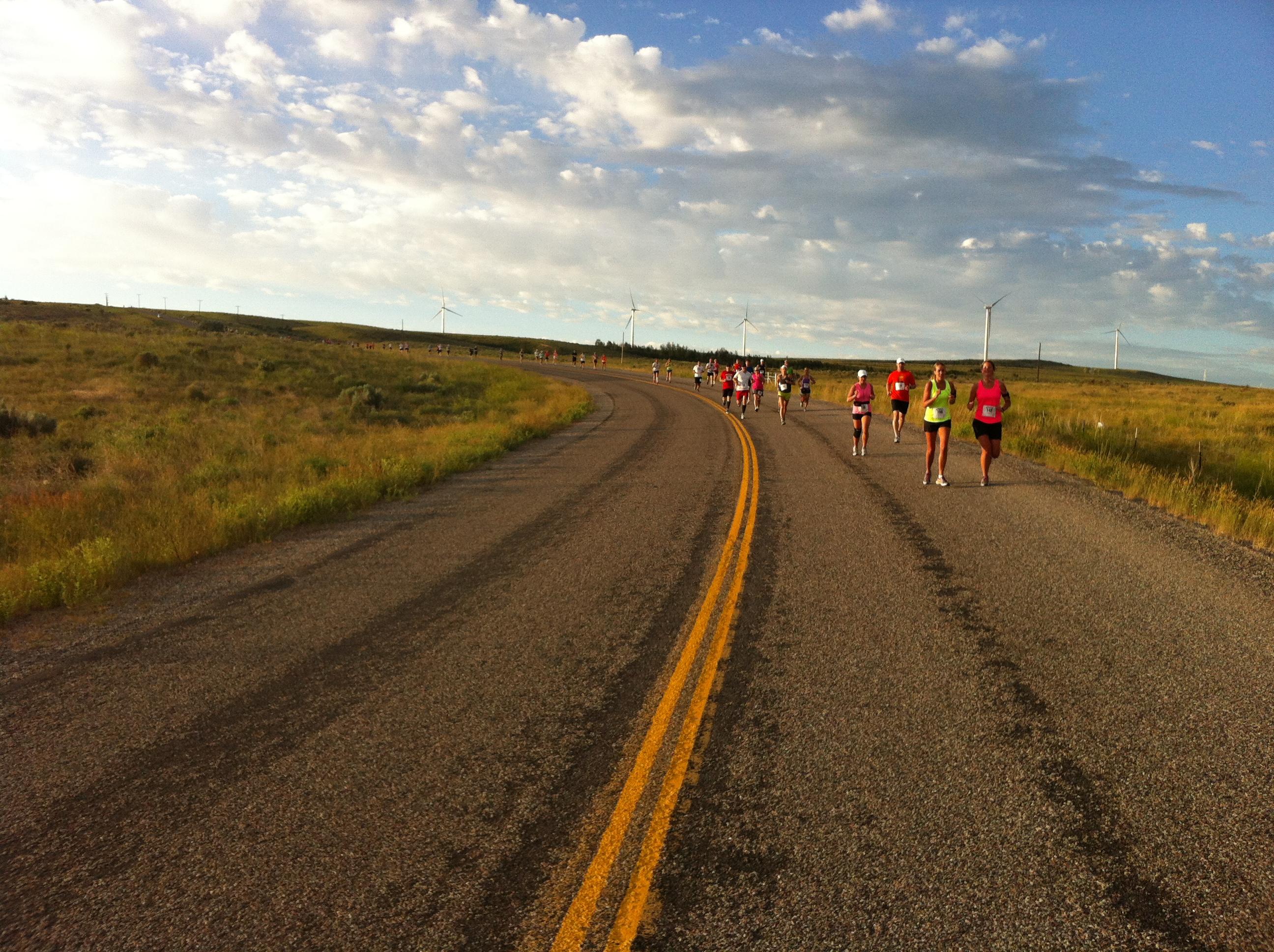 State 24: Idaho (2012 Idaho Falls Half Marathon) | Dan\'s Marathon
