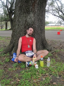 After the New Orleans Marathon