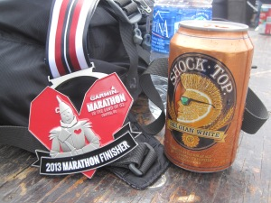 Finishers' Prizes