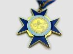 2013 Portland Marathon Medal Back (Portland, OR)
