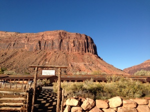 If you ever visit Moab, you MUST stay at the Red Cliffs Lodge
