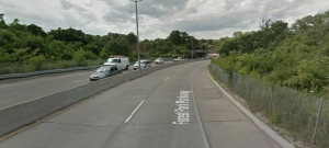 Forest Park Highway, via Google Streetview