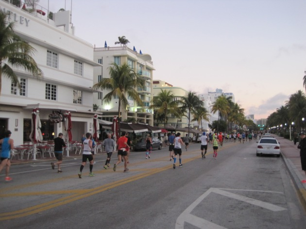 Mile 5: Ocean Drive