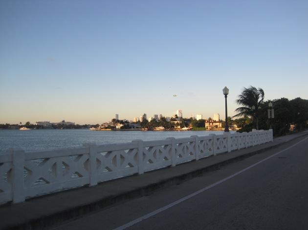 Mile 10: Venetian Causeway