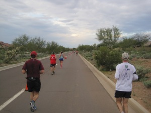 Mile 7 - Back to paved roads