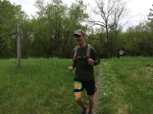 Mike, mile 40.8