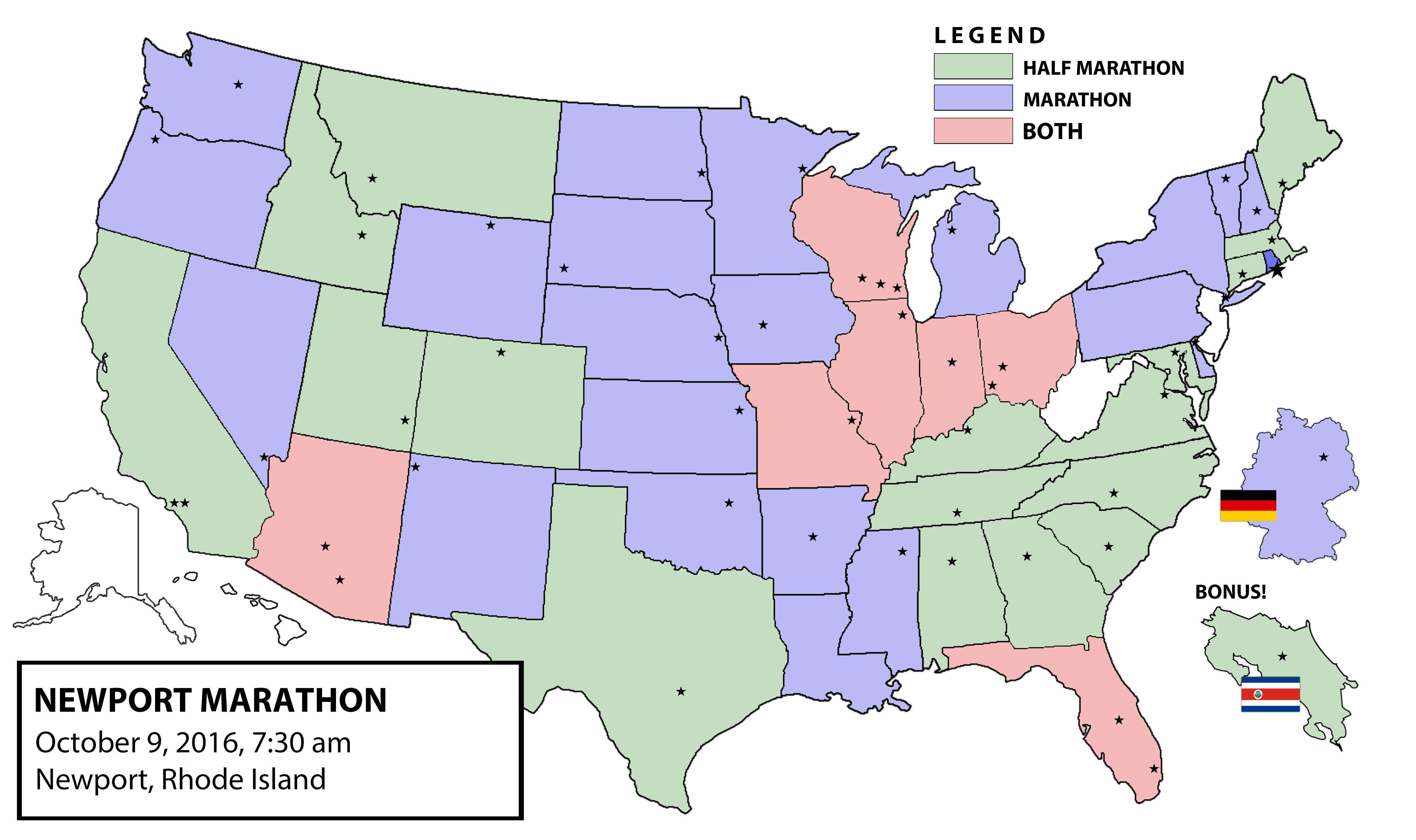 Dans Marathon - Chicago marathon map 2016